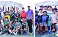 رابطة أكاديميات كرة القدم العراقية تسدل الستار على بطولة أكاديميات ذي قار للفئات العمرية