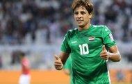 إصابة لاعب منتخبنا الوطني ونادي السيلية القطري مهند علي بفيروس كورونا