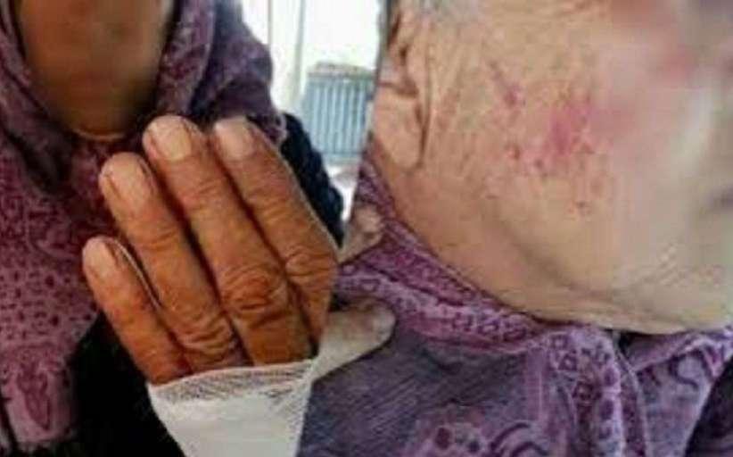 شاب اغتصب سيدة مسنة عمرها 86 عاماً