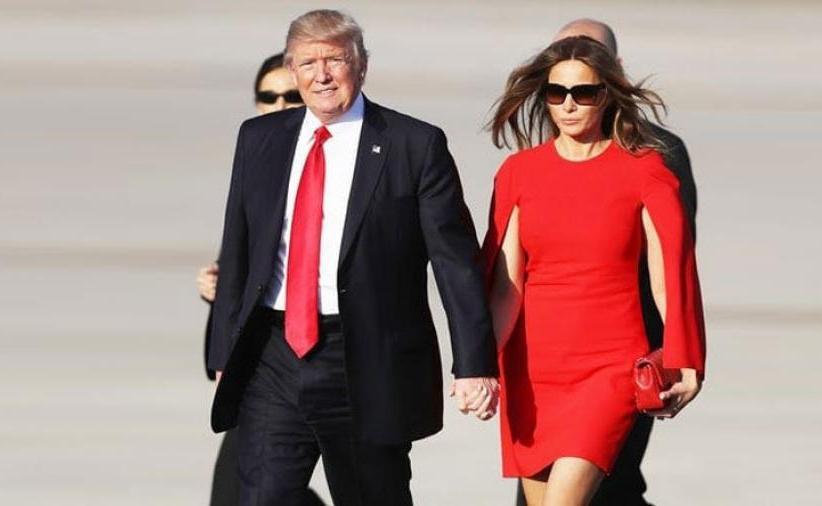 إصابة الرئيس الامريكي ترامب وزوجته بفيروس كورونا