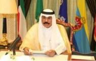 رئيس وزراء العراق الكاظمي يجري اتصالاً هاتفياً مع امير دولة الكويت نواف الأحمد الصباح لتقديم التعازي