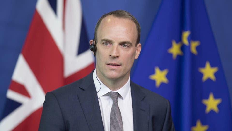 وزير الخارجية البريطاني: قريبون من التوصل الى صفقة بشأن البريكست