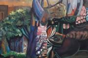 الفنان التشكيلي العراقي ناطق عزيز