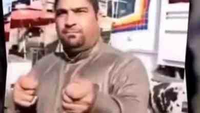 """اعتقال حسين الشحماني صاحب مقولة """"يجونك بالتفك"""""""
