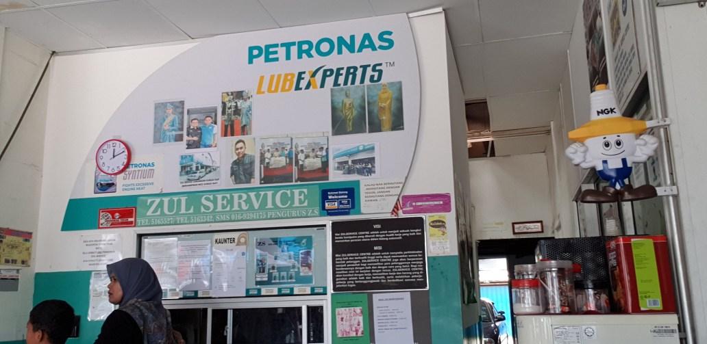 Zul Service Center – Jalan Padang Lalang, Kuantan