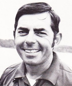 Billy Primos 1974 Bass Master Classic qualifier.