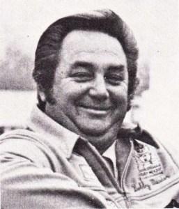 Bobby Meador 1974 Bass Master Classic qualifier.