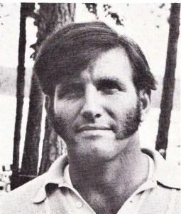Elroy Krueger 1974 Bass Master Classic qualifier.
