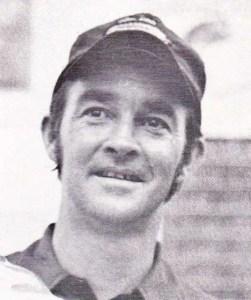1974 Bass Master Trail. John Farr winner of the 1974 All-American on Clark Hill. Photo February 1975 issue of Bassmaster Magazine.