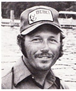 Tommy Martin 1974 Bass Master Classic qualifier.