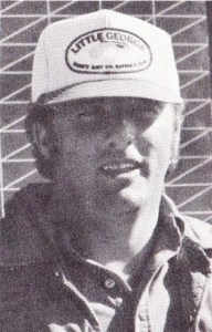 Don Mann, brother of Tom Mann, made the 1975 his first year full-time on the trail.
