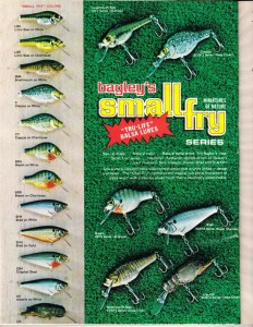 1980 Bagley's Small Fry Ad.