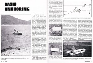 One of George Kramer's most cherished articles was published in Western Bass Magazine in the Fall 1976 issue.