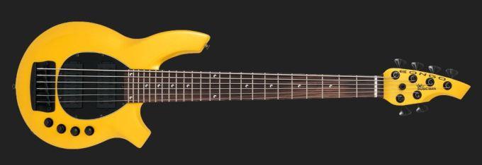 ミュージックマンの6弦ベースBongo6