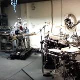 ロボットバンドCompressorhead