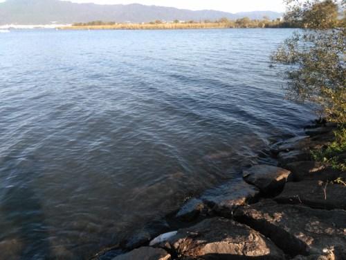 琵琶湖の北山田エリア