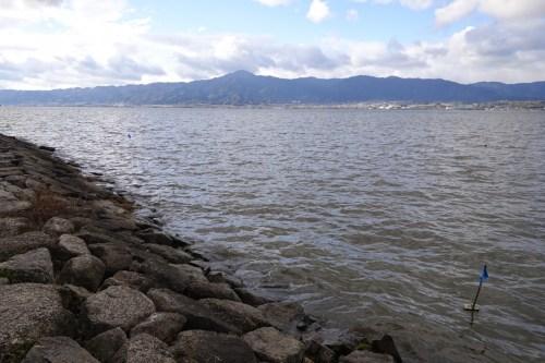 20181122 琵琶湖の志那エリア