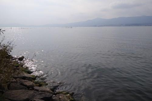 20181126 琵琶湖の木浜エリア