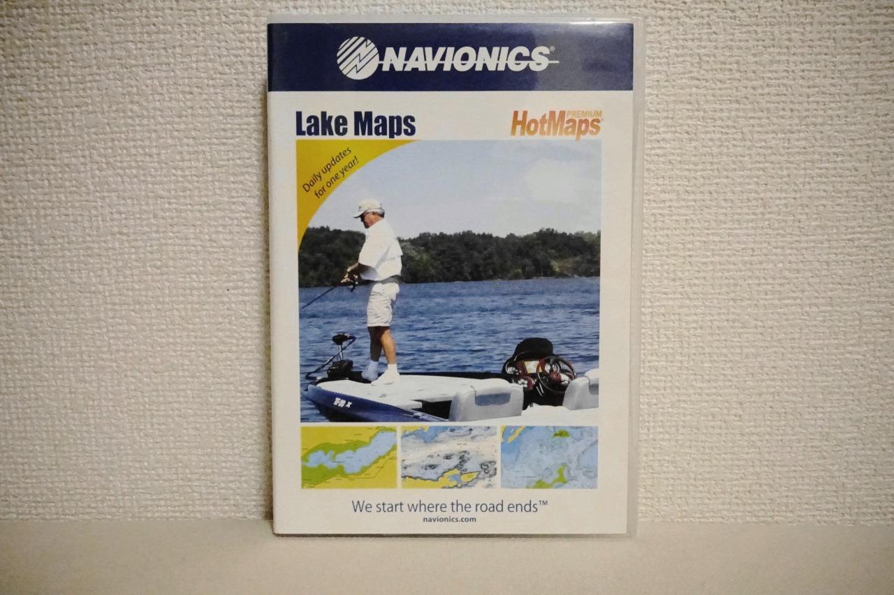 HOT MAPS JAPAN パッケージ