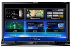 Clarion propone 3 sistemi di navigazione multimediale per tutti i gusti