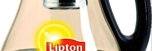 Ariete e Tè Lipton