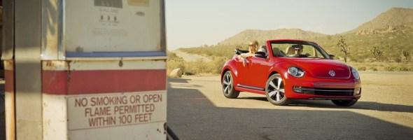 Il Maggiolino Cabriolet debutterà al Salone di Los Angeles e in vendita a primavera del 2013