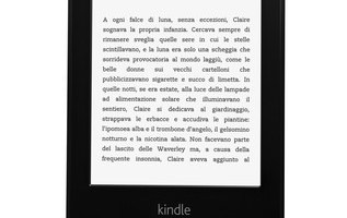 Kindle Paperwhite: 