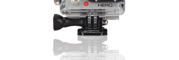 GoPro Hero 3 Silver: più piccola, leggera, più…HERO!