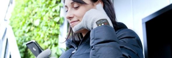 hi-Call:  il guanto-speaker destinato a rivoluzionare l'utilizzo di iPhone e degli smartphone