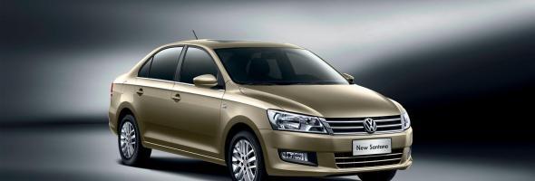Volkswagen svela la nuova Santana