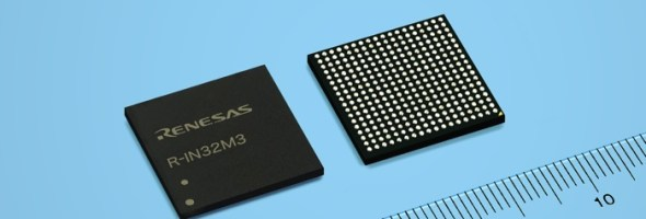Renesas Electronics Introduces Low-power Industrial Ethernet Communication Chips with Integrated Real-Time OS Offload Engine