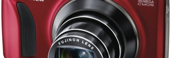 A Natale regala una fotocamera Fujifilm: per prestazioni eccellenti, FinePix F750EXR
