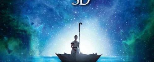JAMES CAMERON presenta CIRQUE DU SOLEIL 3D: MONDI LONTANI un film di Andrew Adamson