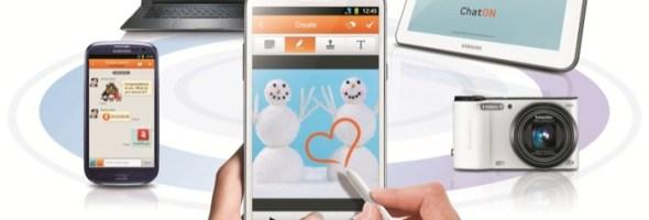 Samsung ChatON 2.0, per una messaggistica ancora più ricca e divertente