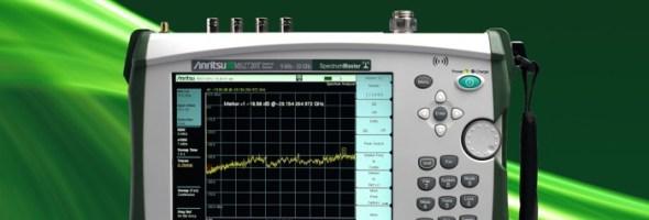 Anritsu presenta la nuova serie di analizzatori di spettro portatili ad alte prestazioni fino a 43 GHz