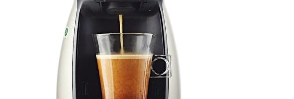 """""""Genio"""", la prima macchina da caffè automatica dalla silhouette curiosa, regalo di natale glamour e di design"""