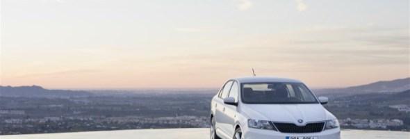 5 stelle Euro NCAP per la ŠKODA Rapid