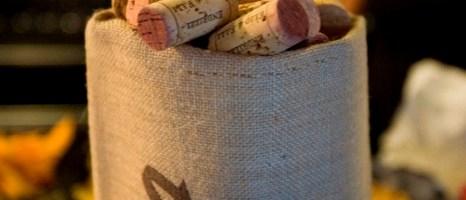 Riciclare i tappi di sughero? Una scelta ecologica, sostenibile e solidale