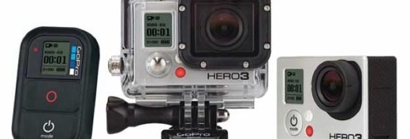 GoPro HERO 3: la action cam per eccellenza ora anche in risoluzione ULTRA HD 4K!