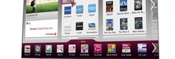LG alla conquista dei mercati  dei TV OLED e ULTRA HD