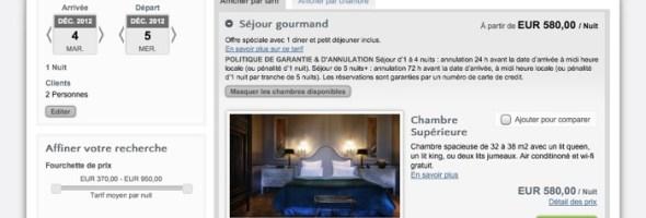 Relais & Châteaux per iPhone, ora anche per iPad