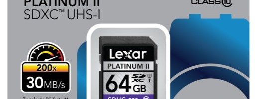 New 16GB and 32GB Lexar microSDHC UHS-I Cards give mobile users the power to quickly capture, store, play back, and transfer HD videos, 3D videos, and other files