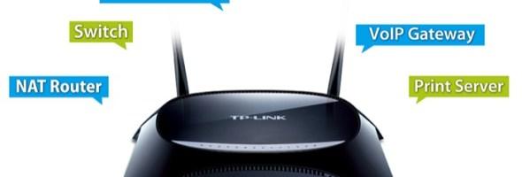 TP-LINK presenta il primo All-in-One TD-VG3631 con tecnologia VoIP