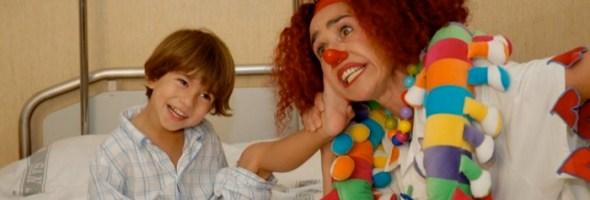 """""""Un sorriso per i bambini in ospedale"""": con un sms al 45503 si aiuta Fondazione Theodora Onlus a garantire la visita dei Dottor Sogni a oltre 15.000 bambini ricoverati in ospedale"""