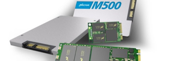 New Micron and Crucial M500 SSD reaches terabyte-class capacity and delivers next-generation feature set