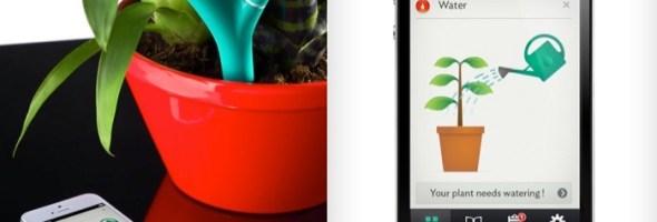 "Parrot presenta Parrot Flower Power, la novità ""eco-geek"" disponibile nel 2013"