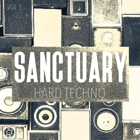 Sanctuary Hard Techno, Vol. 1