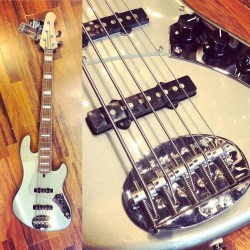 Lakland  – Skyline Darryl Jones 5 Grey