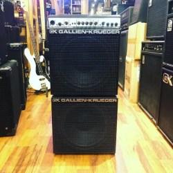 Gallien-Krueger Combo MB150S + HP 112 MBX.