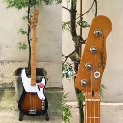 Squier – Nouvelle Classic Vibe Precision 50'
